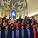 جمعية مار منصور دي بول احتفلت بعيد مؤسسها فريدريك أوزانام