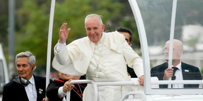 البابا فرنسيس يستقبل وفدًا من رابطة مكافحة التشهير