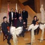 """الموسيقى والغناء الأوبرالي أعادا رمق حياة إلى التماثيل الرخام جمعية """"أبساد"""" أنارت على رسالتها البيئية في المتحف الوطني"""
