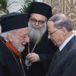 تكريم المطران جورج خضر راعي أبرشيّة جبل لبنان للروم الأرثوذكس