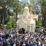 آرام الأول ترأس قداسا في ذكرى الإبادة الأرمنية: ننتظر من أوروبا أن تكون لها مواقف صارمة وجريئة تجاه تركيا