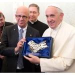 البابا فرنسيس يستقبل وفدًا من جامعة تل أبيب
