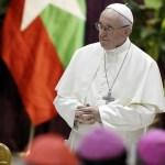 البابا فرنسيس يلتقي أساقفة ميانمار