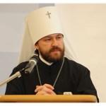 إيلاريون يدعو كنائس العالم إلى الاتحاد في مساعدة المسيحيين السوريين على العودة إلى بلادهم
