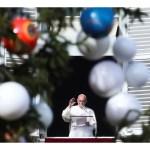 كلمة البابا قبل تلاوة صلاة التبشير الملائكي لمناسبة عيد القديس اسطفانوس أول الشهداء المسيحيين - REUTERS
