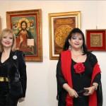 افتتاح معرض للفن المقدس بعنوان بيروت مدينة التعايش للينا وهيلدا كيليكيان