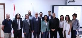 المجلس الوطني للبحوث العلمية والجامعة الأنطونية يدعمان ٨ مشاريع