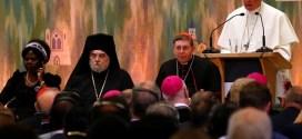 كلمة قداسة البابا خلال اللقاء المسكوني في جنيف