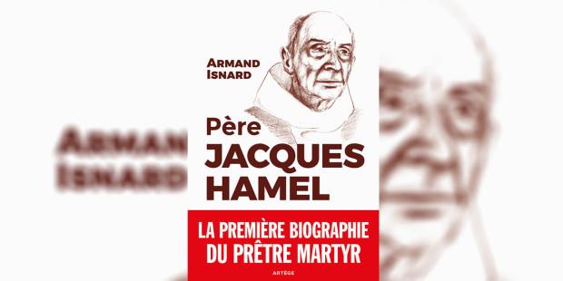 حصريا: ما لا تعرفونه عن حياة الأب جاك هامل الذي ذبح على مذبح الكنيسة في باريس