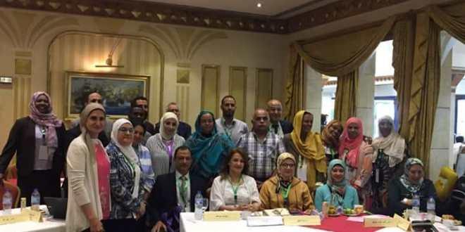 مركز المطالعة والتنشيط الثقافي في اسيا البترون مثل لبنان في الملتقى الإقليمى لاخصائيي مكتبات العرب 2030