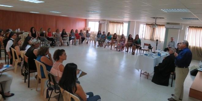 ندوة طبية روحية للجنة راعوية المرأة في ابرشية طرابلس