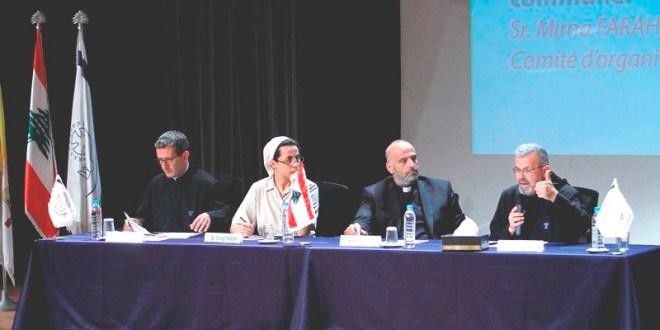 المدارس الكاثوليكية اختتمت مؤتمرها ال25 وأوصت بالشراكة مع الدولة لارساء عقد تربوي جديد
