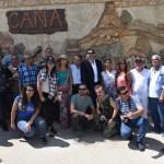 جولة سياحية للاعلاميين في قانا لتفعيل السياحة برعاية كيدانيان