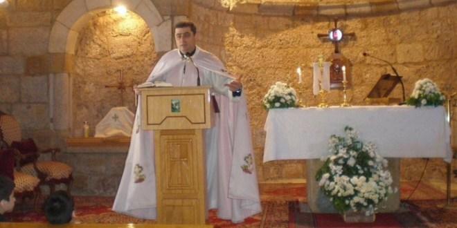 تعيين الخوري هادي ضو قيماً للوكالة البطريركية المارونية في روما