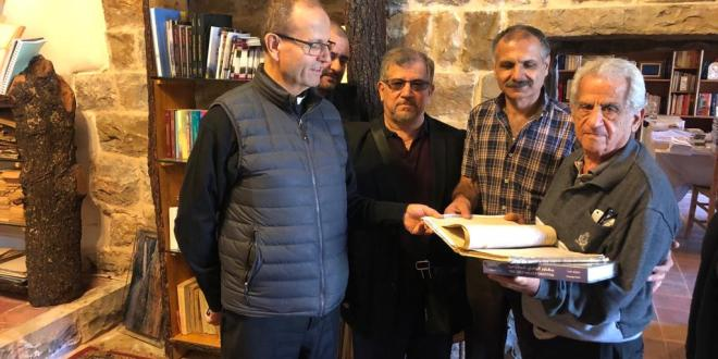سجلات وادي قنوبين الأصلية عادت الى الوادي