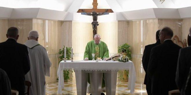 البابا فرنسيس: الخلاص هو عطيّة من الرب