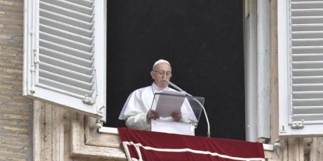 صلاة التبشير الملائكي: البابا فرنسيس يتحدث عن خبرة السينودس