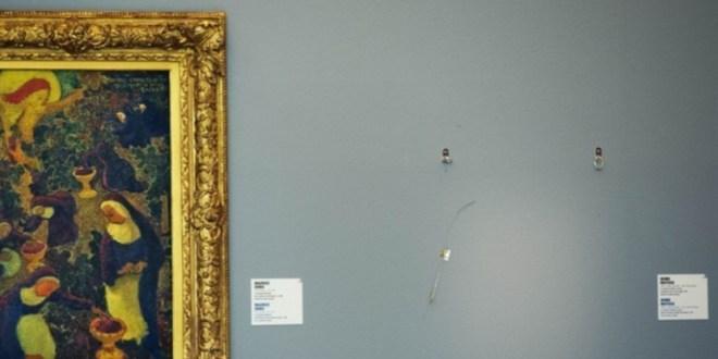 العثور على لوحة بيكاسو المسروقة في رومانيا؟