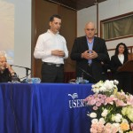 نهاد الشامي التقت أسرة جامعة الروح القدس: الله اختارني لأكون علامة على هذه الأرض