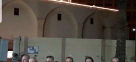 إضاءة كنيسة مار الياس ومبنى جمعية انماء طرابلس