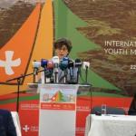 مؤتمر صحافي لكنائس لبنان ومجلس كنائس الشرق الأوسط أطلقت خلاله فعاليات اللقاء المسكوني العالمي للشبيبة
