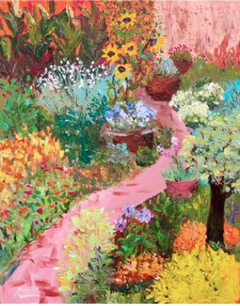 Jo Seltzer plein air painting