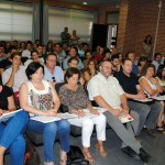 El seminario destaca por su alta participación