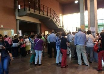 Visita a las instalaciones de la agrupación de centros de Talavera