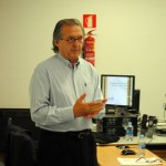 El investigador Juan Romero
