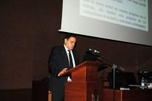 Lección magistral a cargo del profesor Ramón Varón
