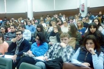 Las jornadas congregan a unos 200 alumnos