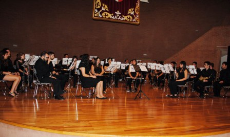 Imagen de archivo de un concierto de AMUA