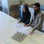 Dos universitarios mexicanos en la Politécnica de Cuenca