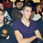 El taller ha reunido a cerca de un centenar de alumnos