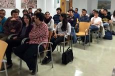 Una treintena de alumnos participaron en el encuentro