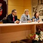 El acto ha estado presidido por la vicerrectora de Cultura y Extensión Universitaria, María Ángeles Zurilla