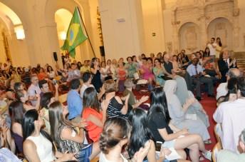 Participan alrededor de 140 estudiantes de una veintena de nacionalidades