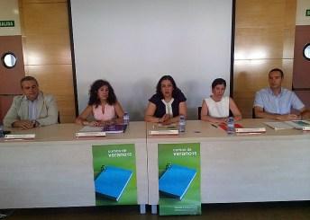 Participantes en la presentación del curso