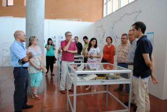El Quijote centra una nueva exposición en Humanidades de Albacete