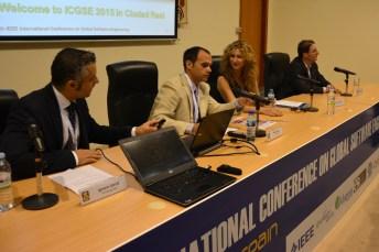 l encuentro se celebra en la Escuela Superior de Informática de Ciudad Real