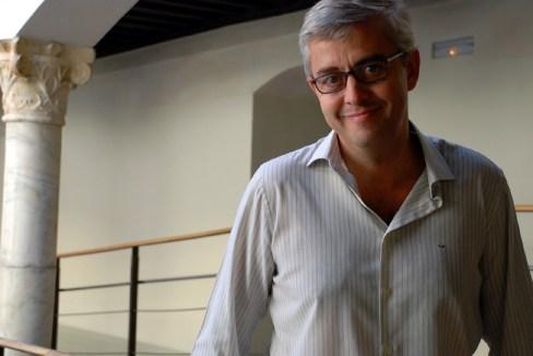 El profesor de Derecho Constitucional de la UCLM Enrique Belda