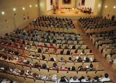 Inauguración del curso académico 2015/2016 en el Paraninfo del Campus de Cuenca