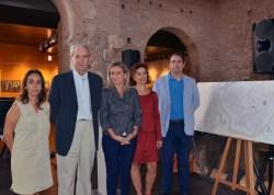 Participantes en la presentación de las rutas