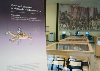 La muestra itinerante arranca en la Biblioteca de la Fábrica de Armas de Toledo