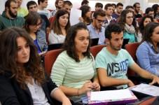 El seminario reúne a alrededor de 70 alumnos