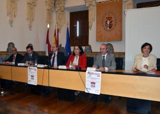 Participantes en la sesión inaugural