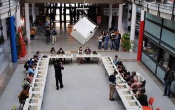 Una veintena de participantes asisten a la jornada