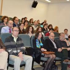 Parte del grupo de profesores participantes en el XV Simposio Regional Educacional