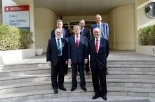 De izqda. a dcha. y de arriba a abajo: De Lucas, Cañizares Valverde, Arroyo, Collado y Martínez Ataz