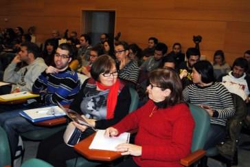 Alumnos del seminario